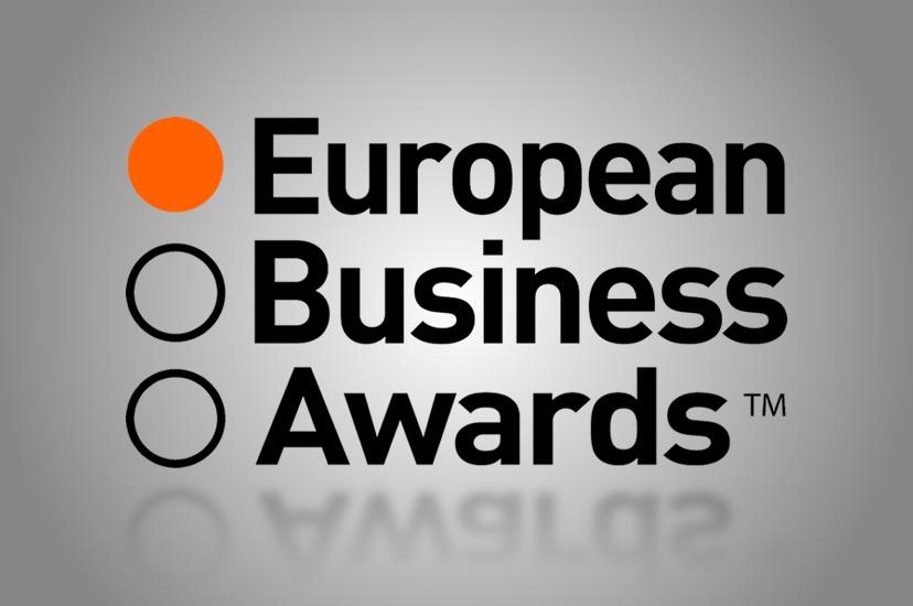 Tytuł Ruban d'Honneur w European Business Awards 2010
