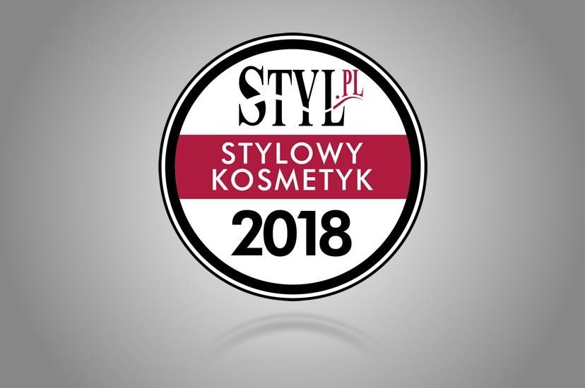 Stylowy Kosmetyk 2018, Nagroda Specjalna Redakcji Styl.pl w kategorii Pielęgnacja dla Mężczyzn dla serii Hada Labo Tokyo MEN